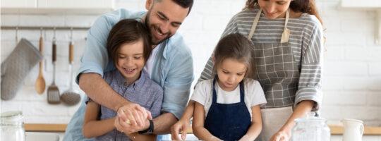 Vrijeme samo za nas: roditelji i djeca, zajedno